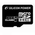Flash ����� MicroSDHC Silicon Power �� 16 �� (��� ��������)
