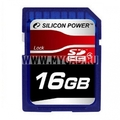 �������� USB-������ SDHC Silicon Power �� 16 ��