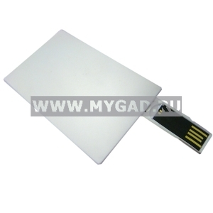 Флэшка-визитка MG17card 2.32gb на 32 Гб, в форме кредитки