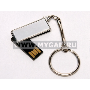 Флешка MG17Mini Silver.32gb