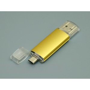 Флешка MG17OTG.001.Gold.32gb